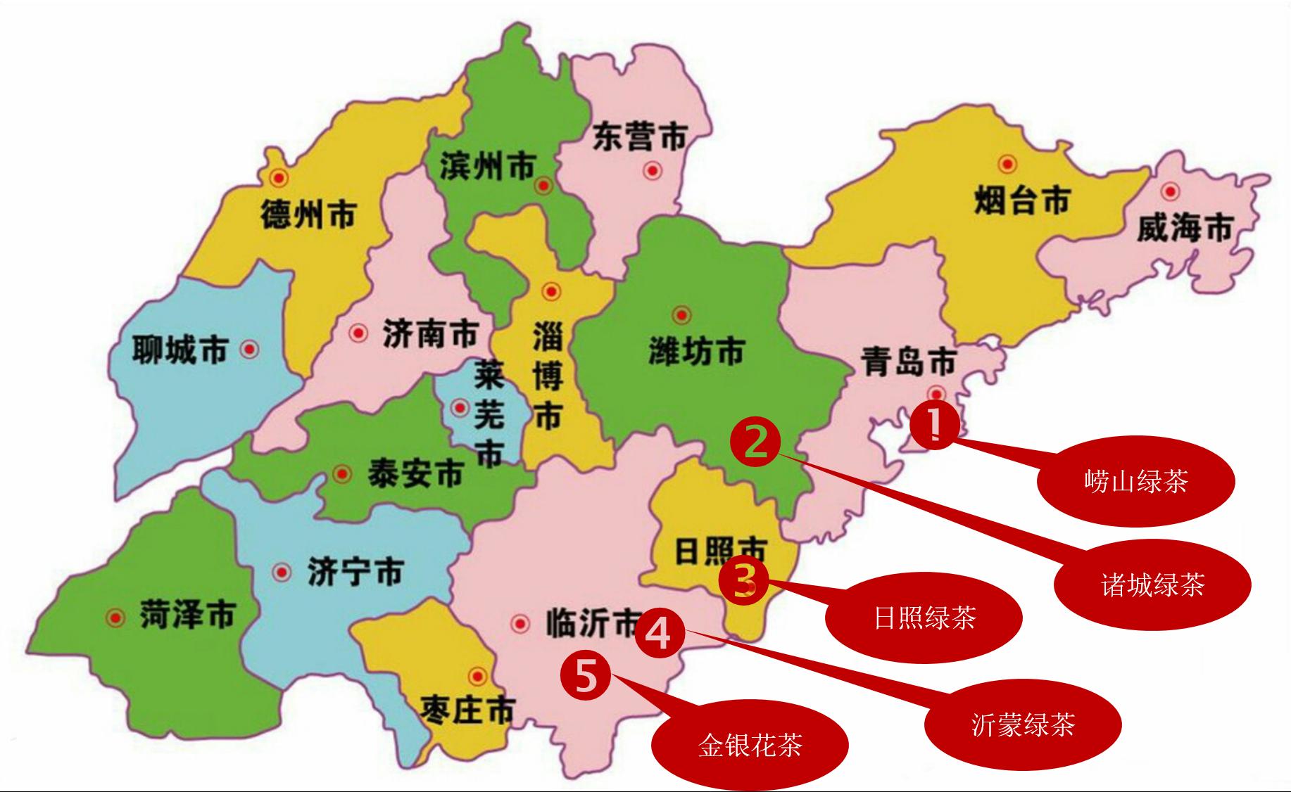 中国三大顶级绿茶