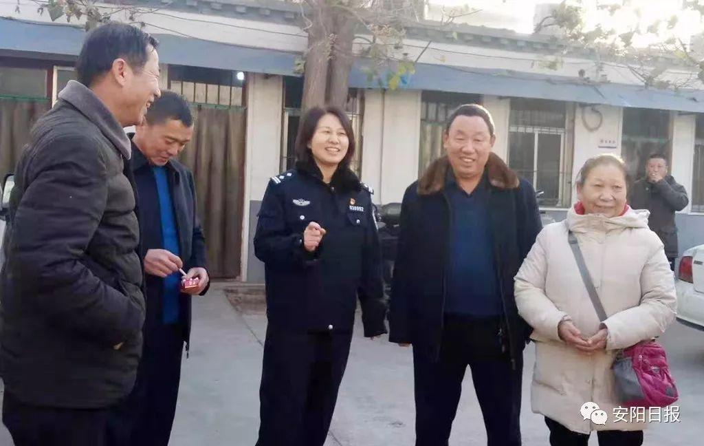失散32年 父子终团圆丨安阳民警助市民寻回爱子