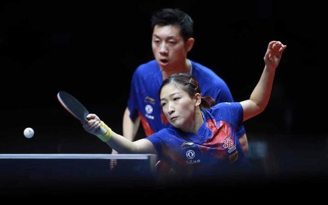 朱雨玲触底反弹纵贯釜山 女乒奥运竞争愈发剧烈