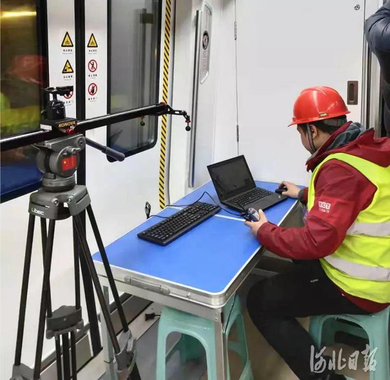 开启联调联试,石家庄地铁2号线一期工程明年6月底试运营