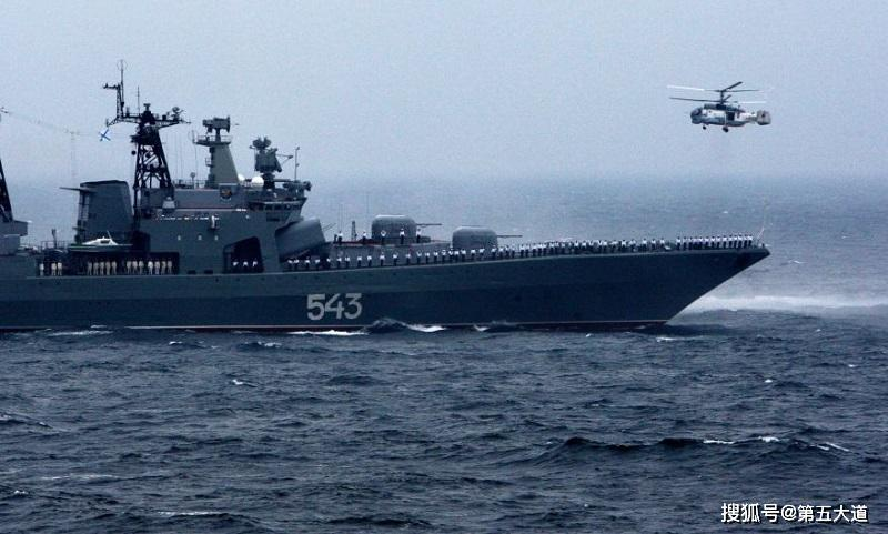 12月27日,中俄伊军演,阿曼海划出大片禁航区,052D、0