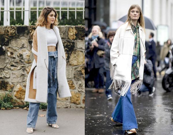原创             今年宽松牛仔裤超流行,显瘦舒适不挑身材,万能的单品你不爱吗