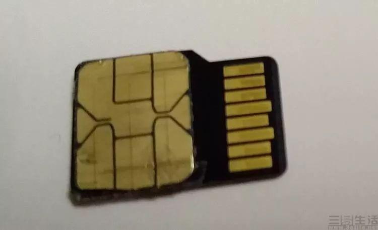 """""""超级SIM卡"""" 真的不是把SIM卡和TF拼起来?"""