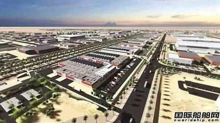 现代重工与沙特阿美组建合资发动机公司