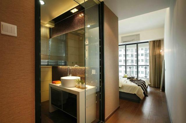 家装卧室卫生间设计图