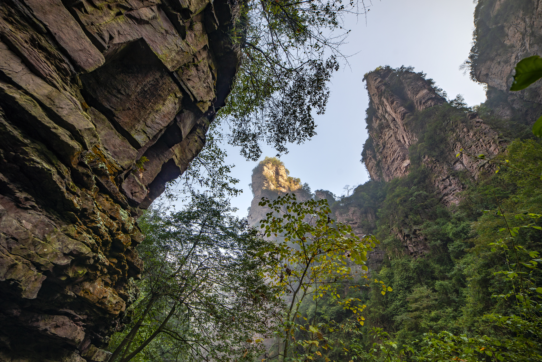 张家界九天峰恋景区获评国家AAAA级旅游景区