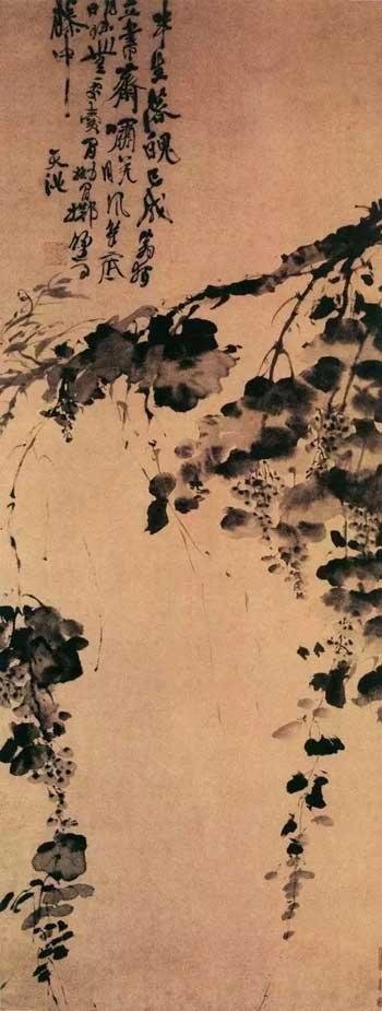 雪隐鹭鸶,柳藏鹦鹉,好一个蹊跷——浅析徐渭的艺术作品价值