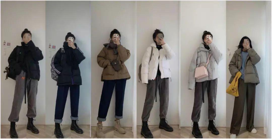 冬季3款保暖外套造型搭配推荐,运用堆叠法穿出率先日常穿搭