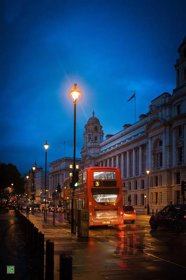 Albert:英国伦敦,我的旅行日记
