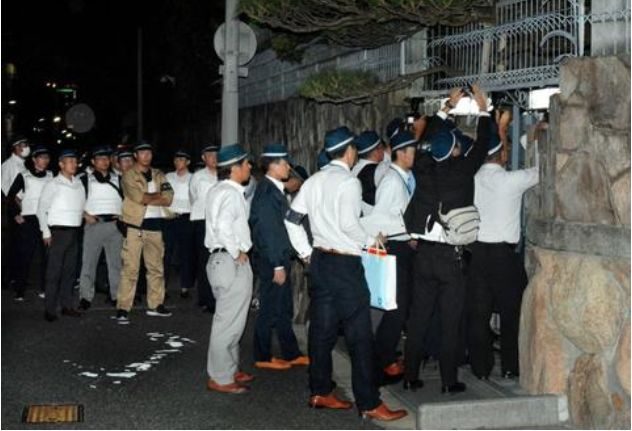 一言不合就火拼!山口组被日本警方重罚