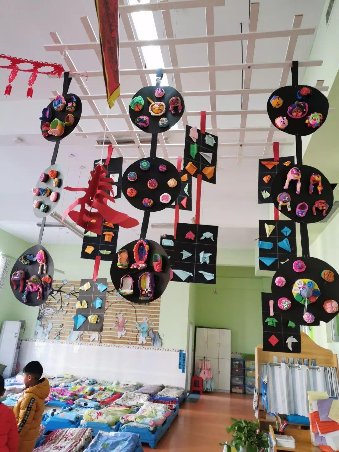 幼儿园区角区域环境布置 大班主题墙:我要上学啦