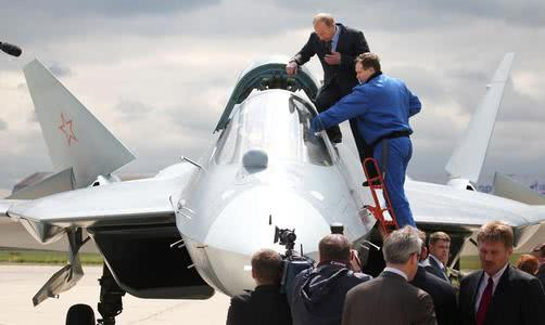 F35和苏57一个照面分出胜负 普京还是一声叹息