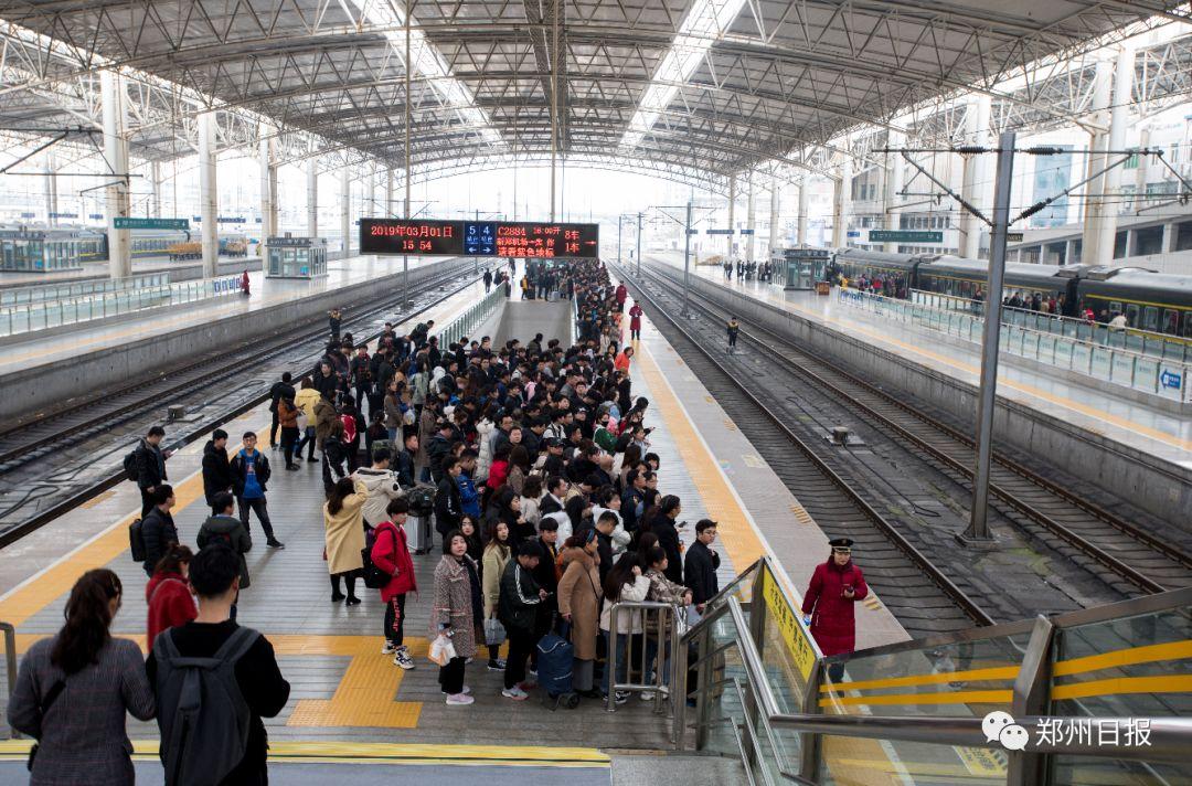 郑州高铁朋友圈再扩大! 首开郑州东至连云港、盐城方向高铁