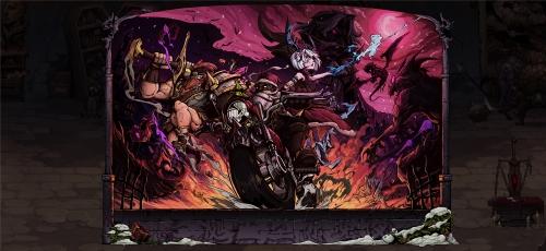 《异化之地》X《失落城堡》联动开启,横版格斗间的碰撞