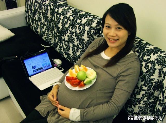 怀孕后出现这些情况,可能跟胎儿宫内缺氧有关,准妈妈可要当心了