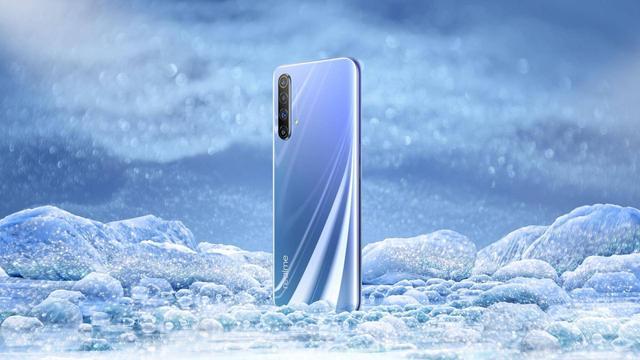 realme X50官宣:骁龙765G处理器+5G全网通
