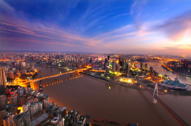 GDP两位数增长,中国西部省份的经济发展到底有什么特别优势?