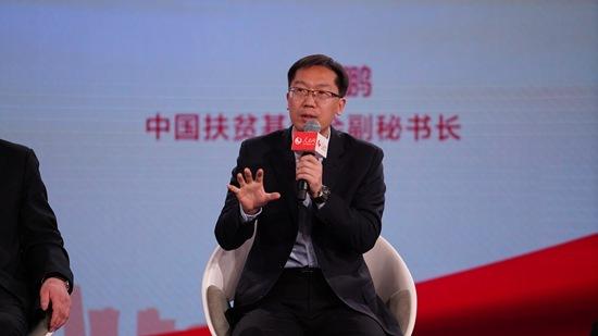 """王鹏:企业做公益从""""重形式""""转向""""重效果""""是一大进步"""