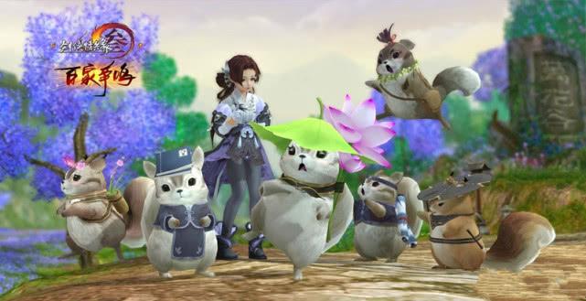 沉迷《剑网三》宠物收集?这款游戏的宠物玩法更加拟真