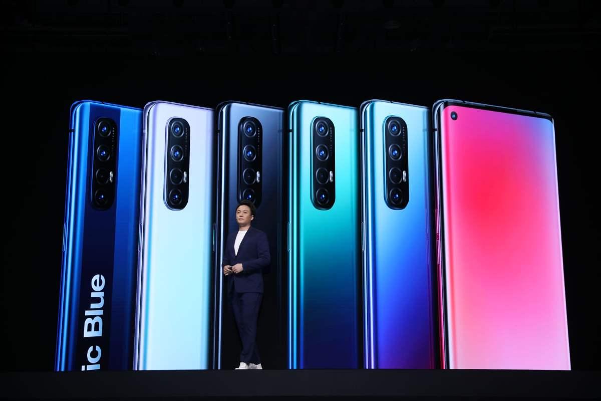 "OPPO首款5G双模手机Reno3系列正式发布拓宽""5G视频手机""赛道"