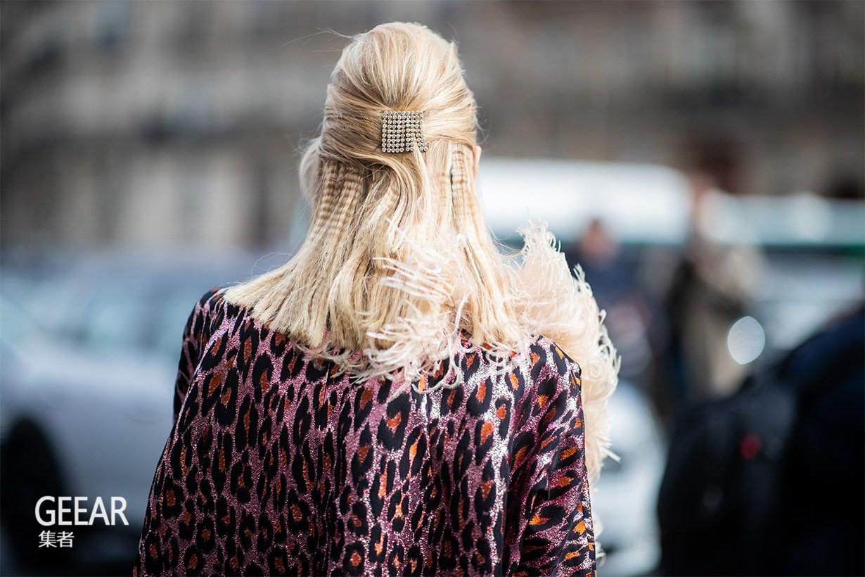 新年想换新形象?从街拍中找灵感,这5个发型简单又易打理!_马尾