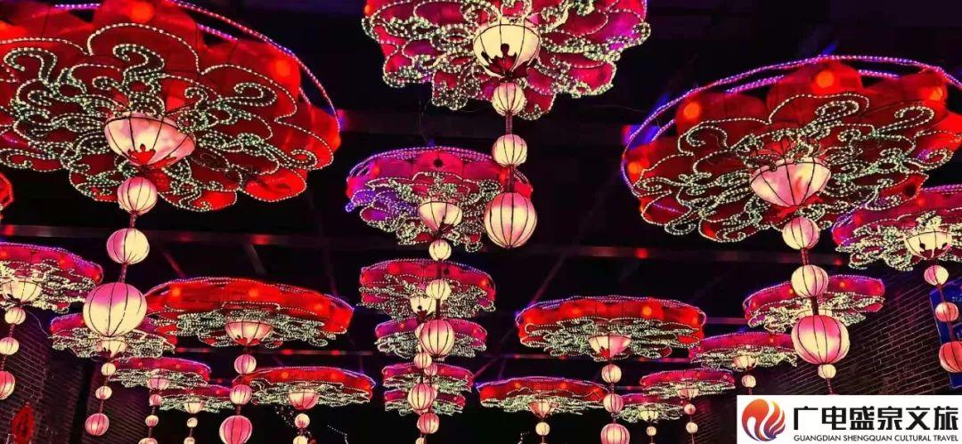 超强剧透 | 威海首届迎春灯光文化艺术节即将璀璨启幕!快来打卡!