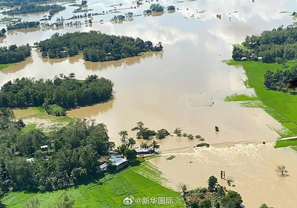 """台风""""巴蓬""""横扫菲律宾,死亡人数已经上升至28人"""