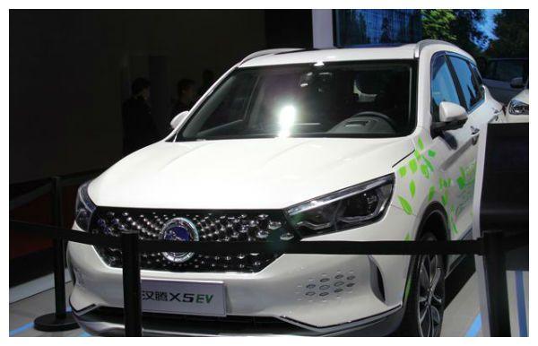 韩腾和林肯新能源汽车哪个好?韩腾x5的最新消息