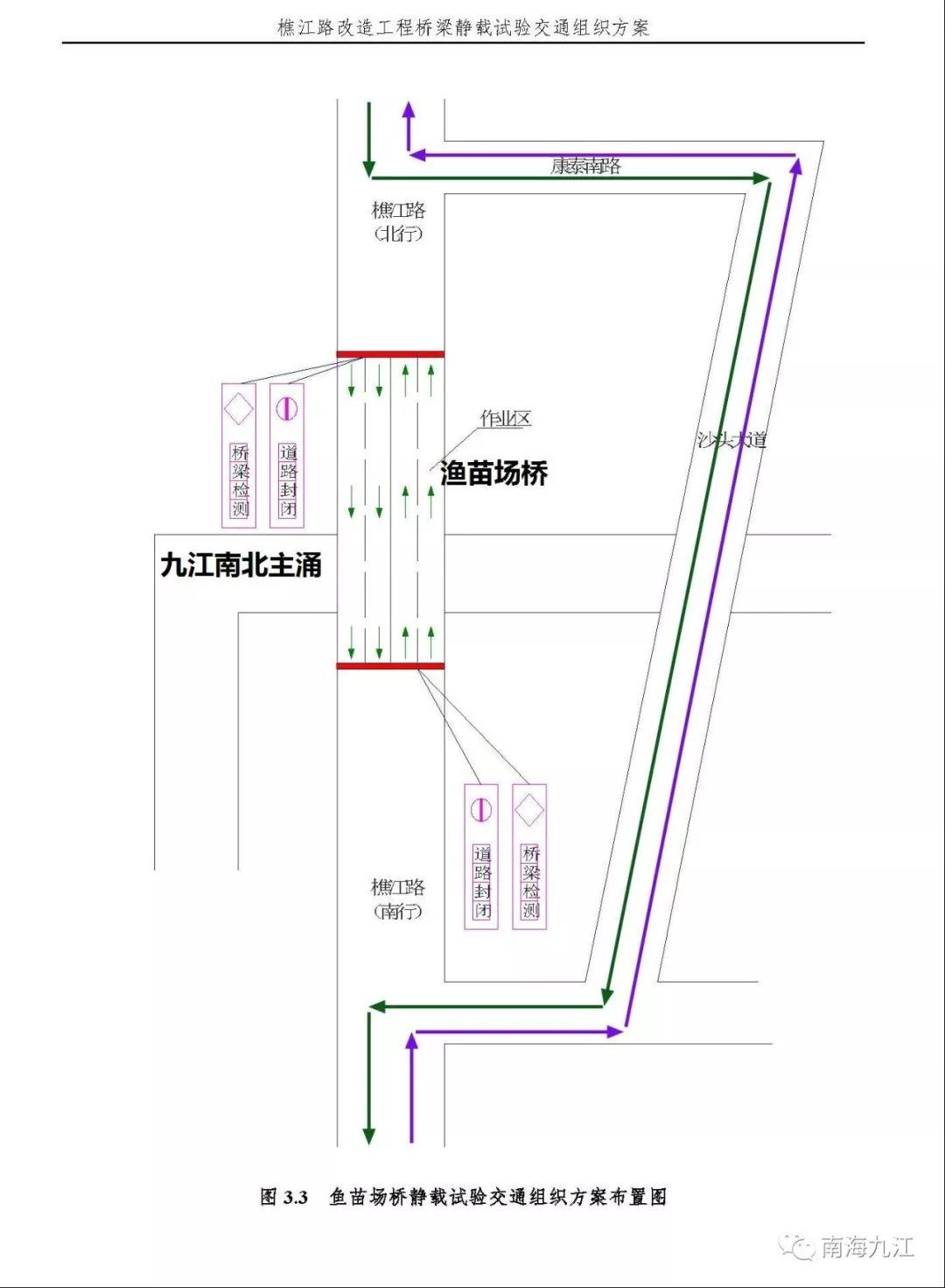 扩散!九江这三座桥明晚将全封闭检测!绕行方案→