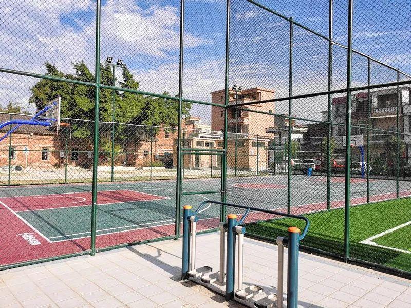 在家门口就能做运动!肇庆这个全新的社区体育公园已免费对外开放!