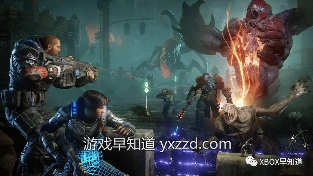 <b>《战争机器5》主机PC双版本5折促销 Steam标准版低至81RMB</b>
