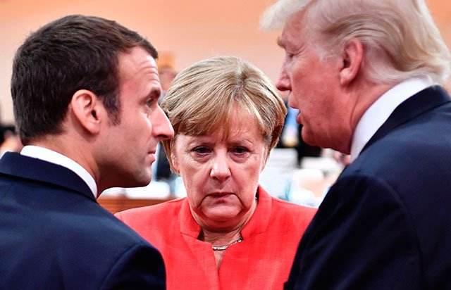 无奈的附庸——骄傲的德国,为什么心甘情愿的受美国的钳制?_欧洲