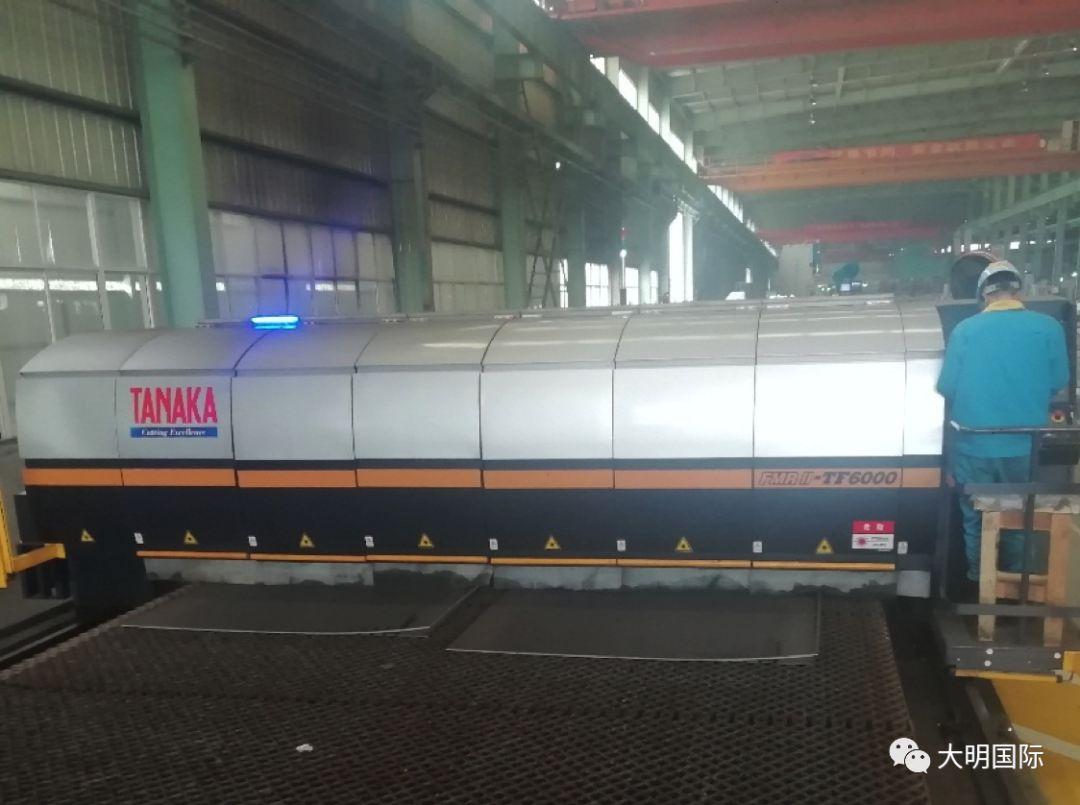 大明杭州加工中心碳钢产品配套化工机械、换热设备