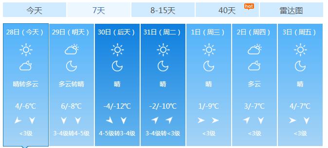 北京下周气温断崖式下跌,要在冰点下跨年了