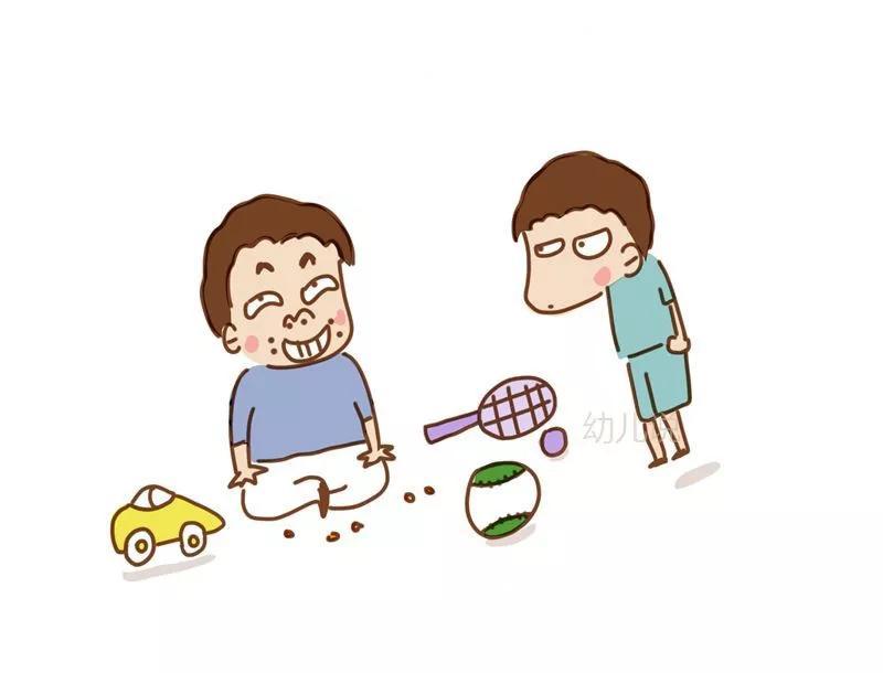 孩子喜欢抛摔玩具,父母可以置之不理吗?一个心理研究