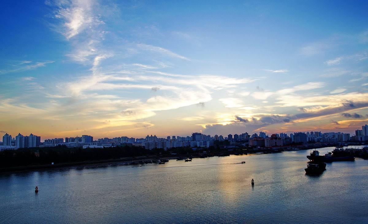 冬日感悟海口,爱上椰城的古典魅力
