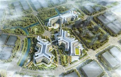 阿里北京总部园区奠基 主核心业务全部在京落地