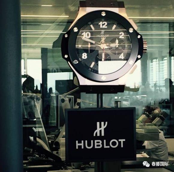 新年限量行   和春藤国际一起探秘瑞士Hublot 高级钟表工坊!