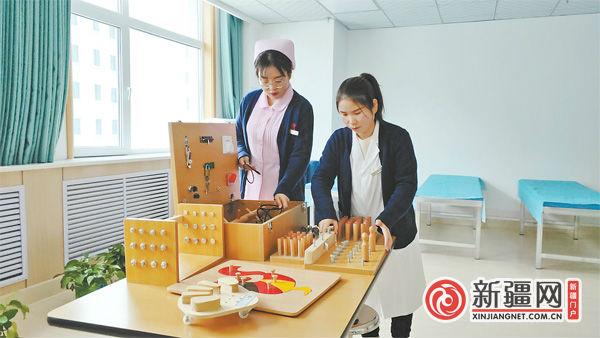 新疆首家综合性智慧养老社区建成