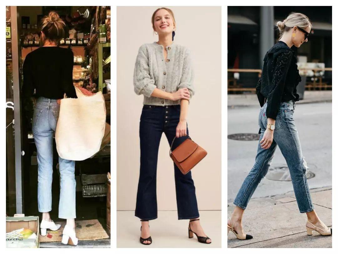 人人都有的牛仔裤,你真的会穿吗?选对裤型才能更好看!