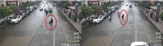【曝光台】机动车未礼让行人交通违法
