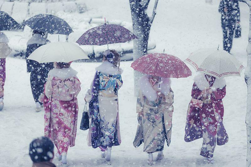 Travel || 去日本看雪景,这几个明星同款目的地麻烦安排上