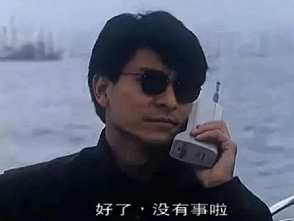 手机先驱Motorola 大哥大见过未?