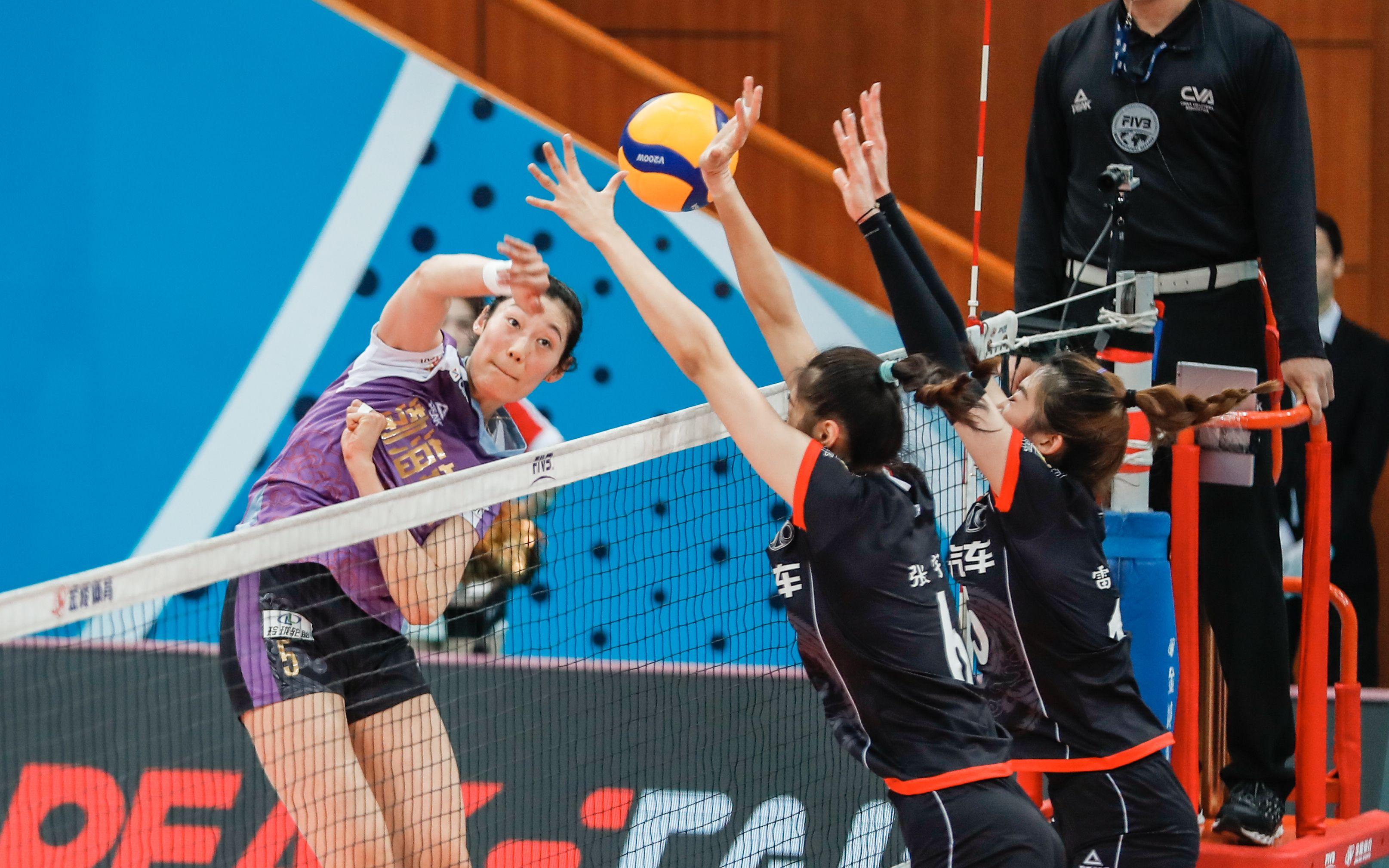 连扳两局仍惜败天津,北京女排无缘排超决赛_比赛