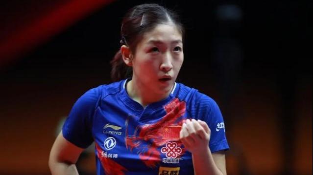 刘诗雯4:2击败男单世界冠军,力量不落下风,前三板得马琳真传_世乒赛