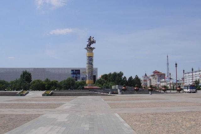 世界最大的城市,占中国版图的1/40,你知道是哪么?