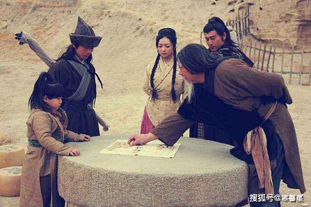 原创您信了吗?中国象棋比赛有规定,开局第一步棋是不允许吃子的
