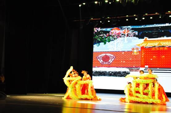 最美夕阳红??赛舞迎新年-北京通州区举办第三届老年健身操舞大赛