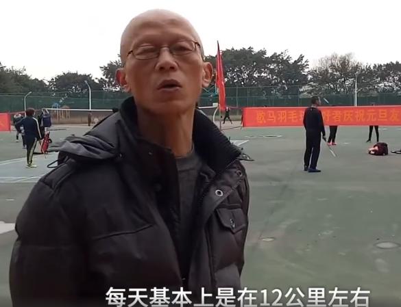 原创             重庆56岁大叔全马PB312!20年来每天至少跑12公里