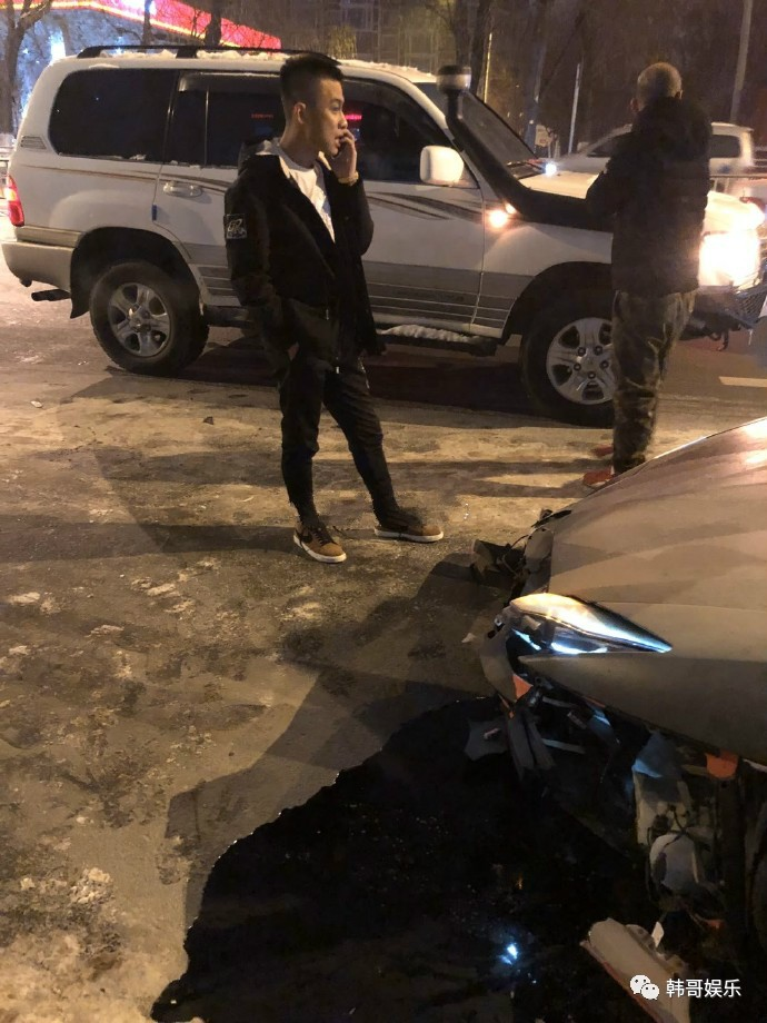 洋洋洋遇车祸兰博基尼撞报废,和珅扮演者王刚入驻快手带货